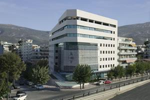 VIOIATRIKI building Ampelokipi