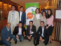 Η ομάδα της Nutrimed με τους εισηγητές των σεμιναρίων