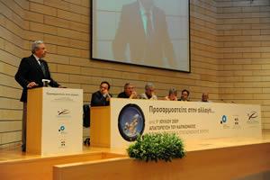 Ο Υπουργός Υγείας & Κοινωνικής Αλληλεγγύης, κ. Δημήτρης Αβραμόπουλος & το πάνελ των ομιλητών