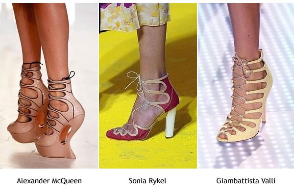 222e7ac2cc0 Μόδα Παπούτσια Άνοιξη Καλοκαίρι 2012: Οι νέες τάσεις στα παπούτσια ...