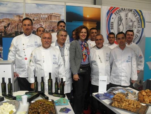 Hellenic Team_Culinary Olympics