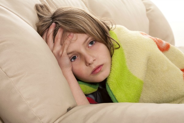 Glavobolja kod bolesne dece